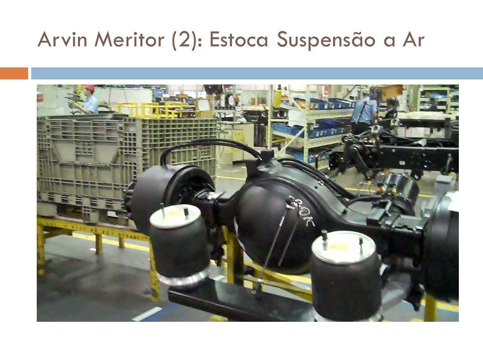 Arvin Meritor (2): Estoca Suspensão a Ar