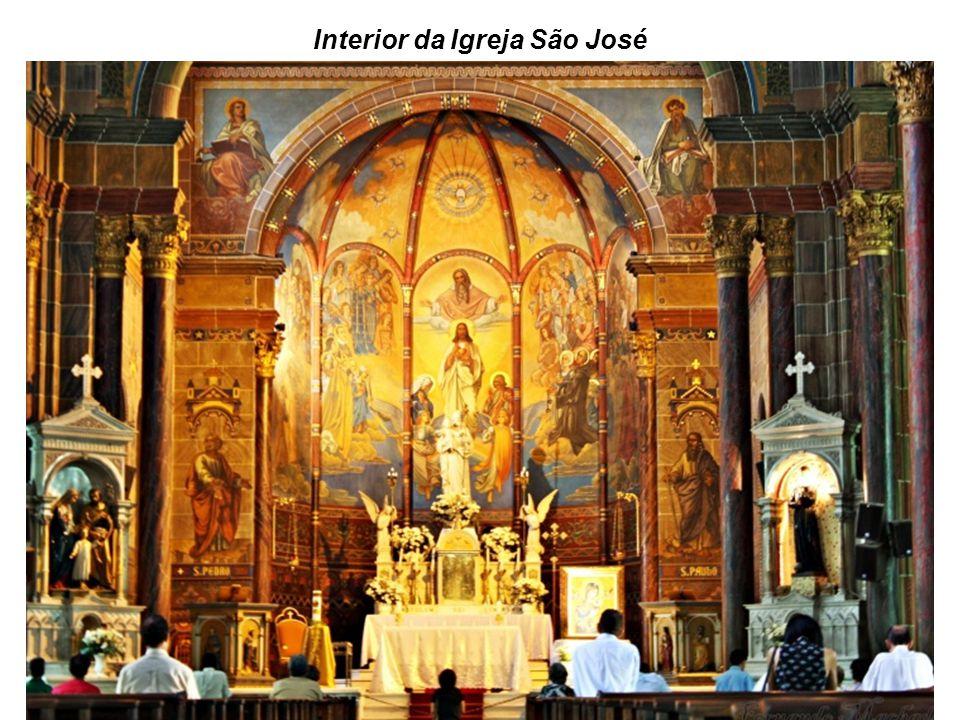 Interior da Catedral da Boa Viagem