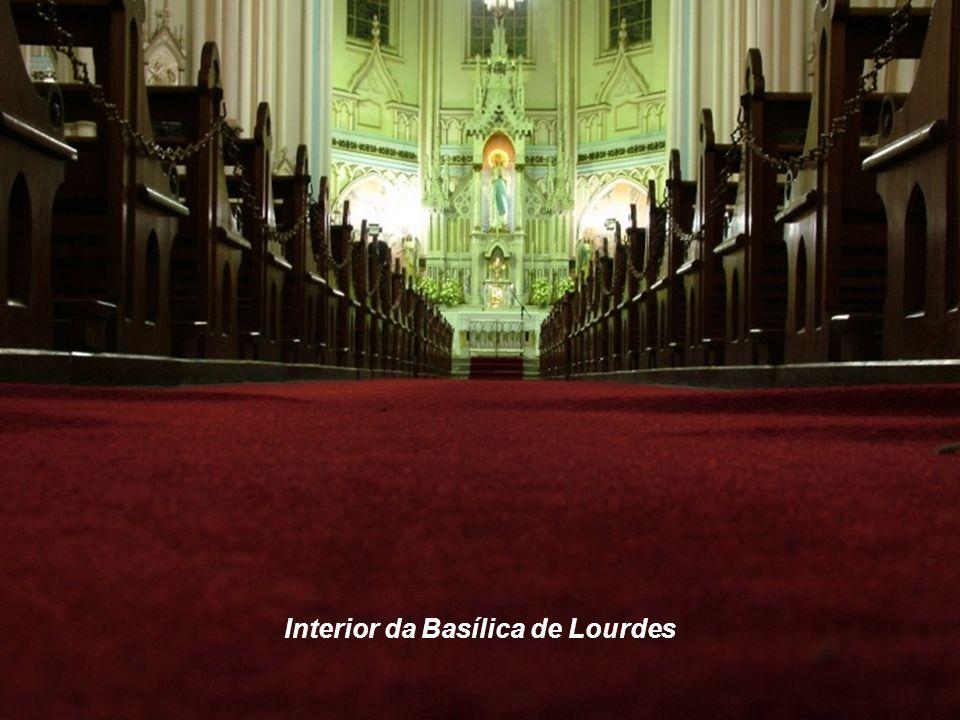 Interior da Igreja São José