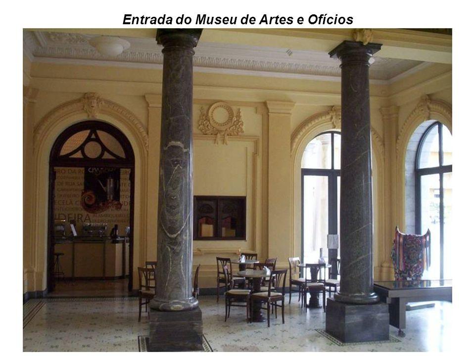 Museu Abílio Barreto, visto de outro ângulo