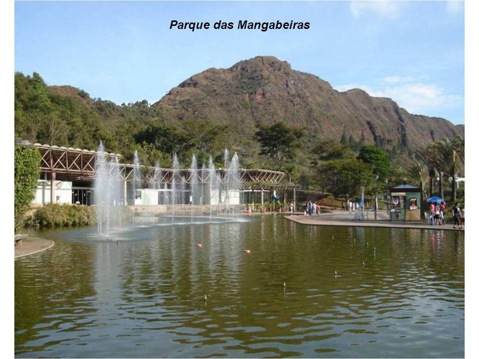 Parque JK no Sion. Temos inúmeros parques em Belo Horizonte. Locais lindos e muito aprazíveis!
