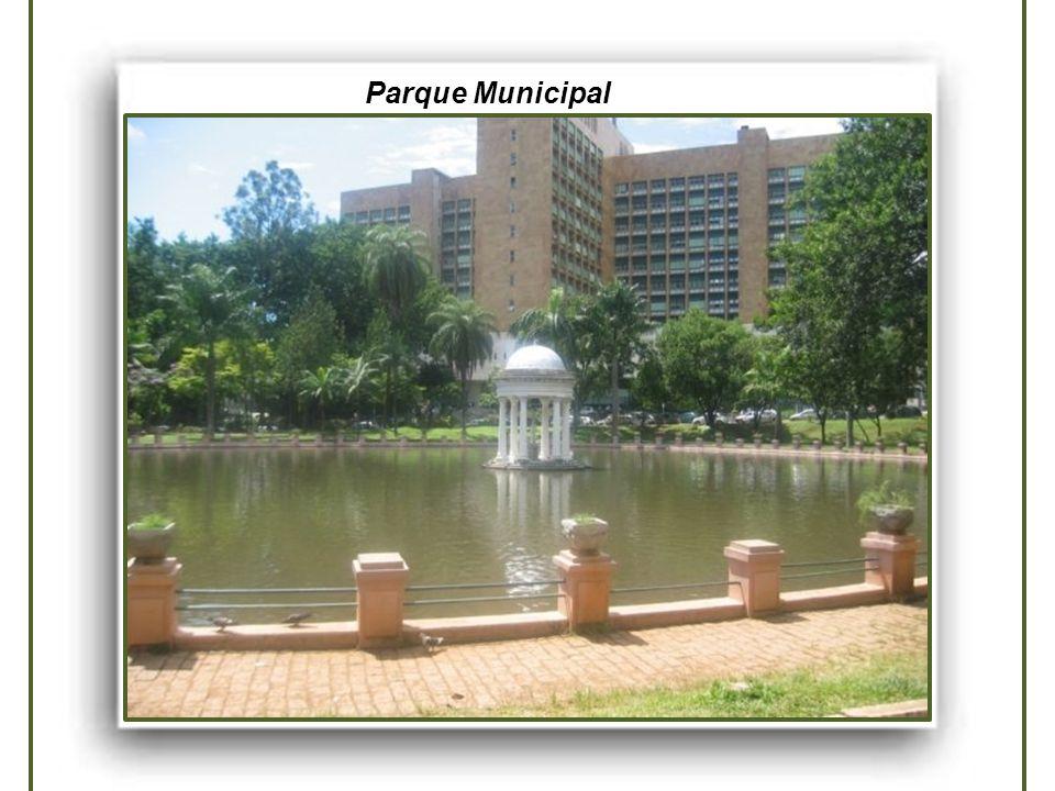Parque Municipal Centro de Belo Horizonte