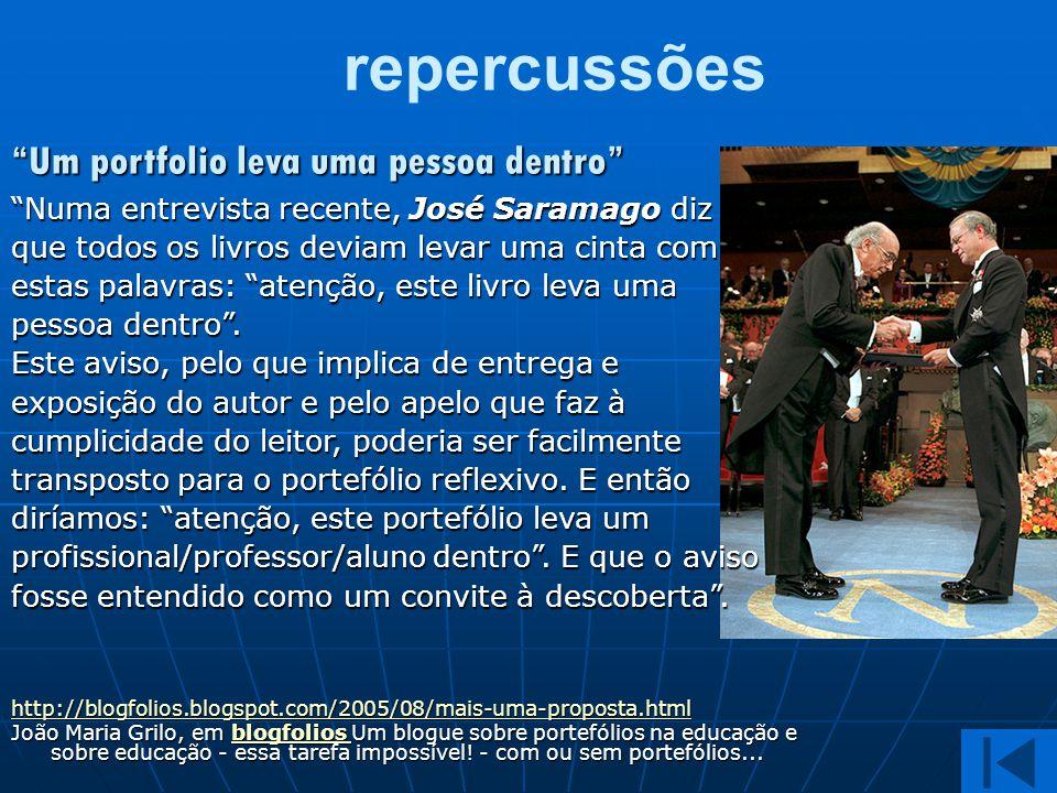 http://blogfolios.blogspot.com/2005/08/mais-uma-proposta.html João Maria Grilo, em blogfolios Um blogue sobre portefólios na educação e sobre educação