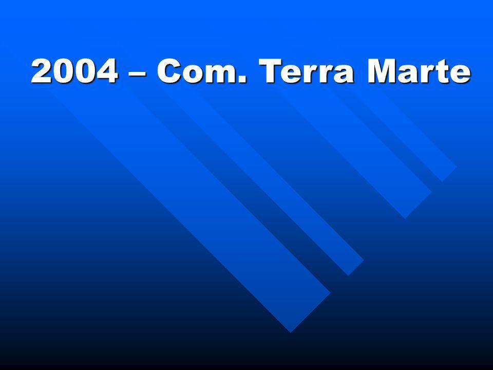 2004 – Com. Terra Marte