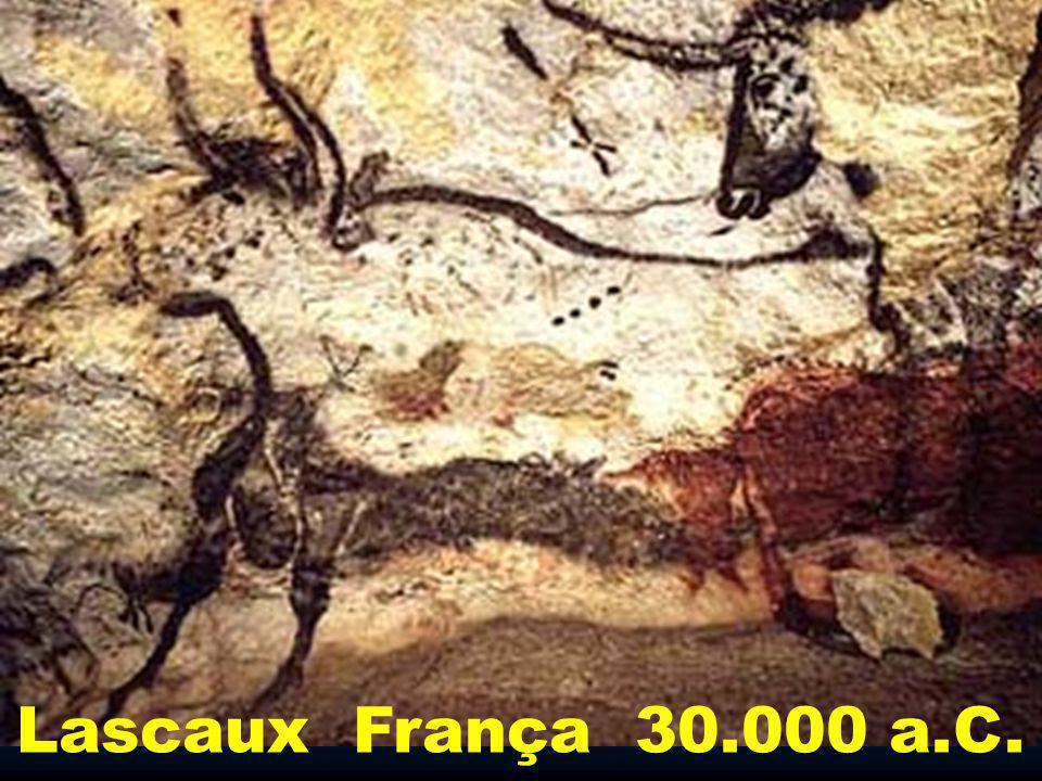 Lascaux França 30.000 a.C.