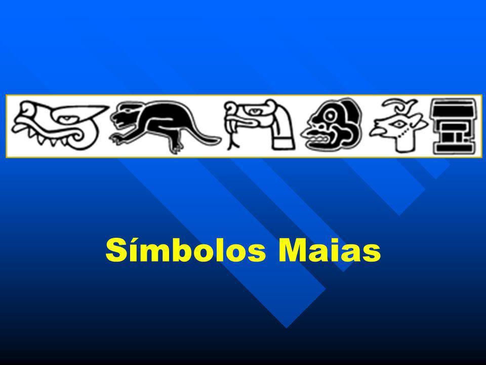 Símbolos Maias