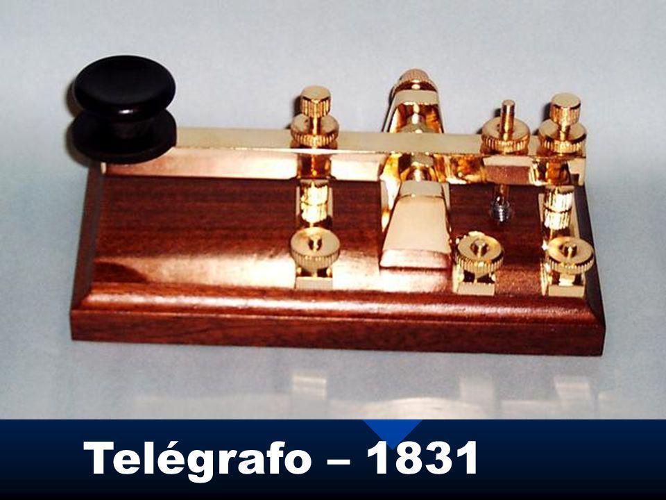 Telégrafo – 1831