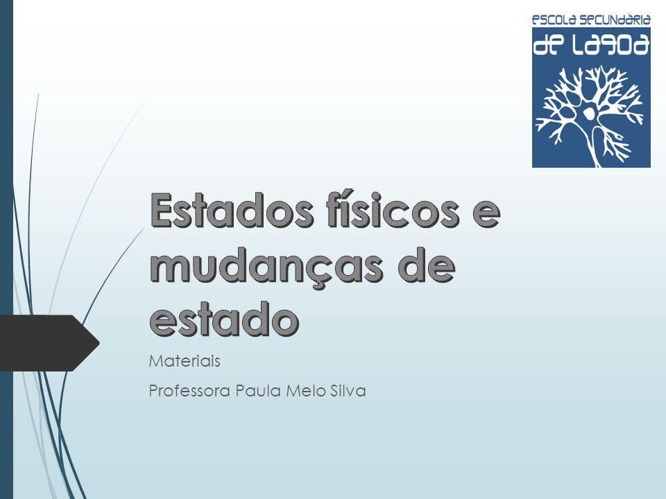 Materiais Professora Paula Melo Silva