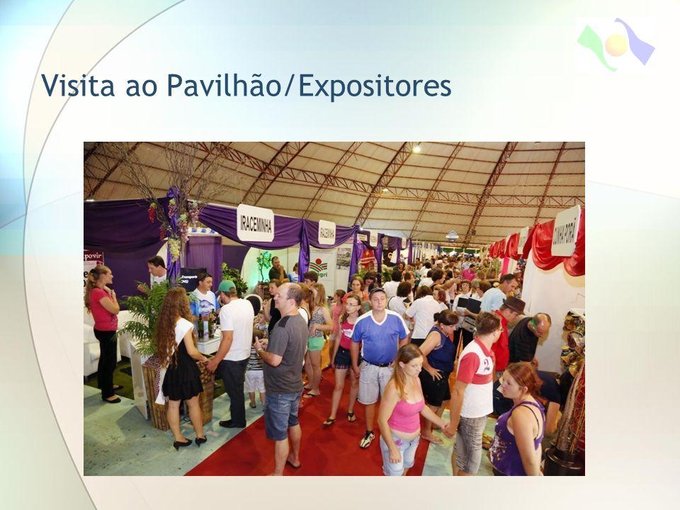 Visita ao Pavilhão/Expositores
