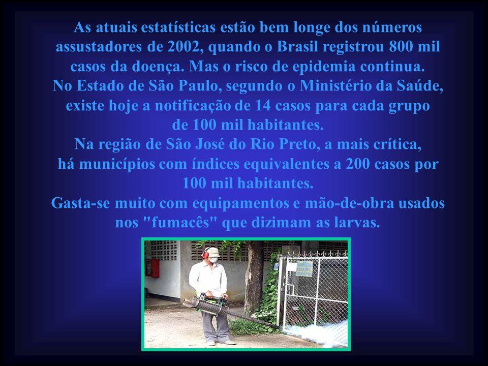A descoberta do engenheiro Rodella promete revolucionar o combate a uma doença que, sempre nos períodos de chuva, torna-se um risco de epidemia em todo o Brasil.