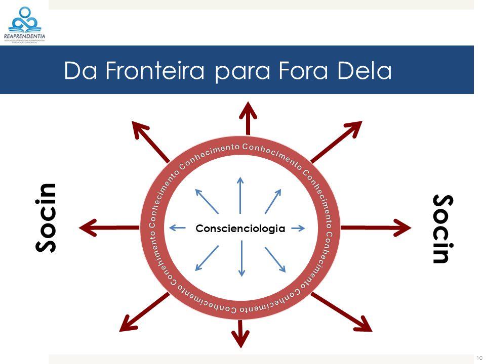 Da Fronteira para Fora Dela 10 Conscienciologia Socin