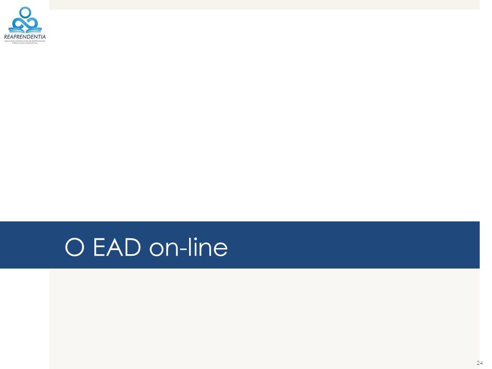 O EAD on-line 24