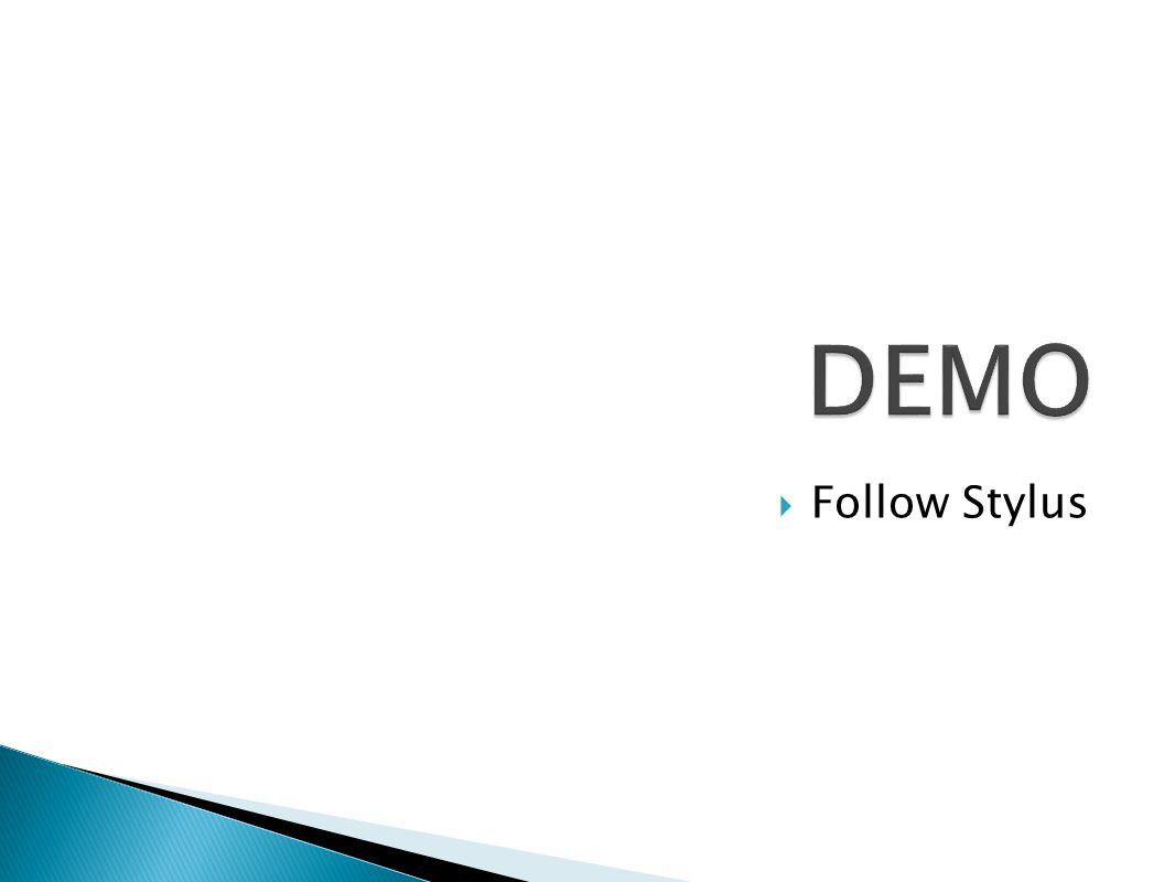  Follow Stylus