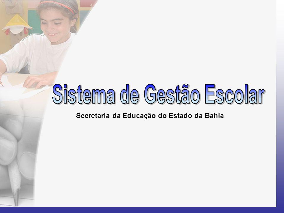 Secretaria da Educação do Estado da Bahia