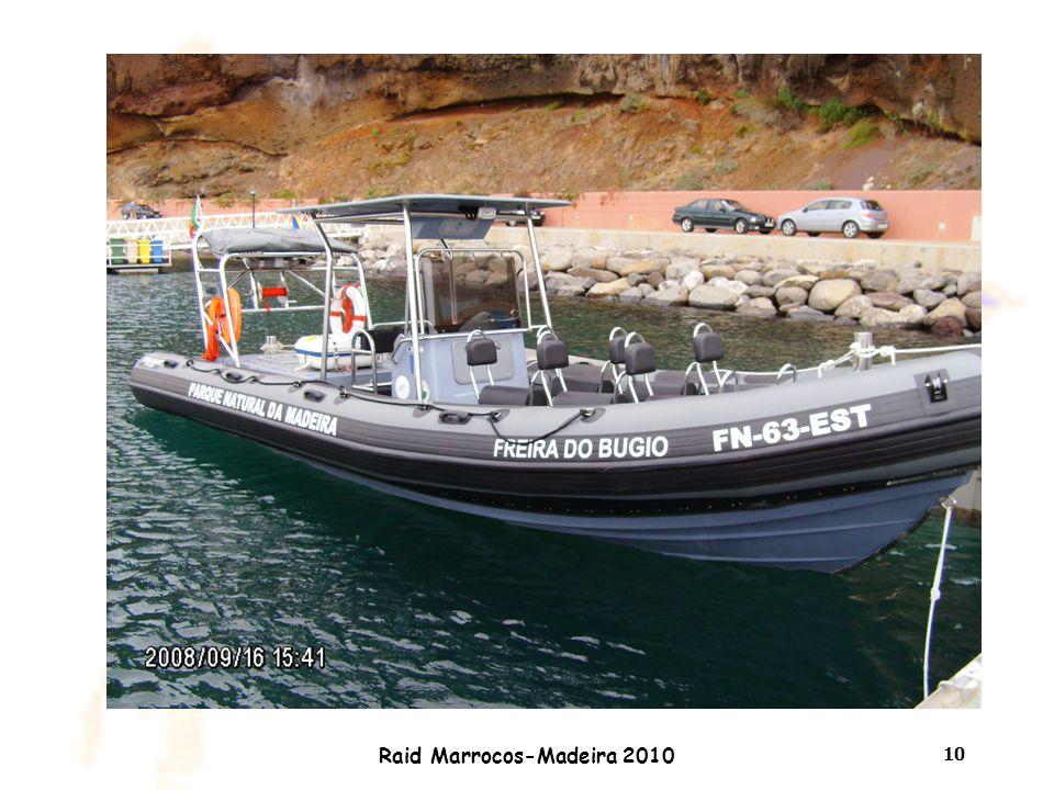 Raid Marrocos-Madeira 2010 10