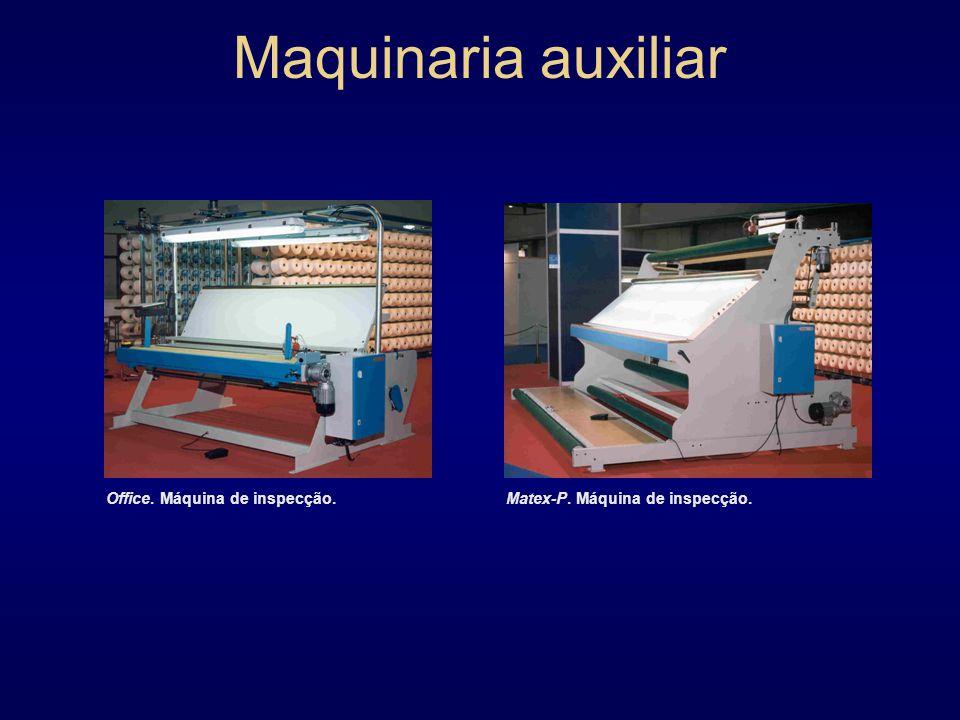 Matex-P. Máquina de inspecção.Office. Máquina de inspecção. Maquinaria auxiliar