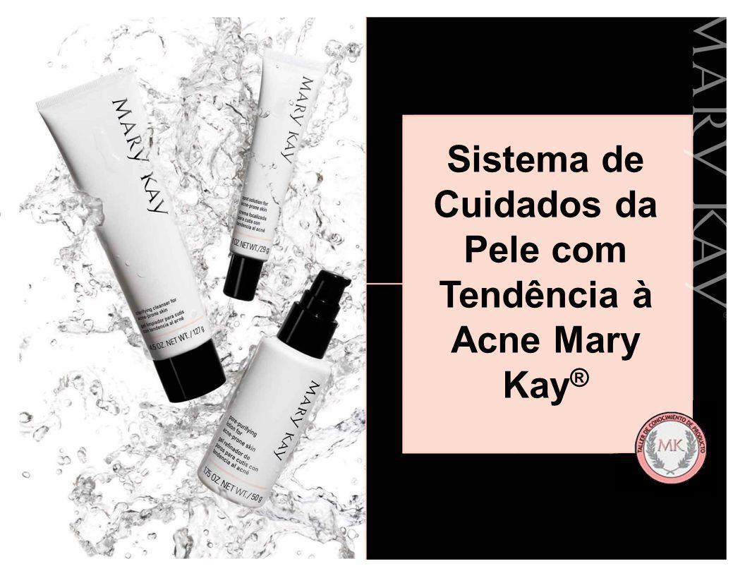 Sistema de Cuidados da Pele com Tendência à Acne Mary Kay ®