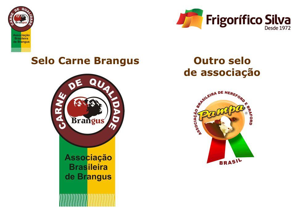 Selo Carne BrangusOutro selo de associação
