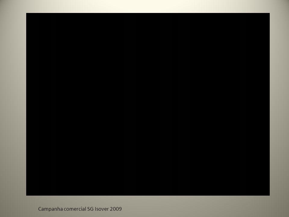 Campanha comercial SG Isover 2009
