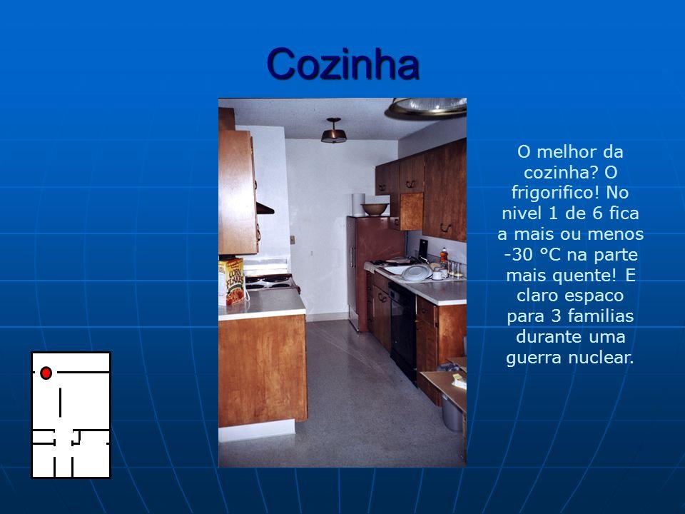 Cozinha O melhor da cozinha. O frigorifico.