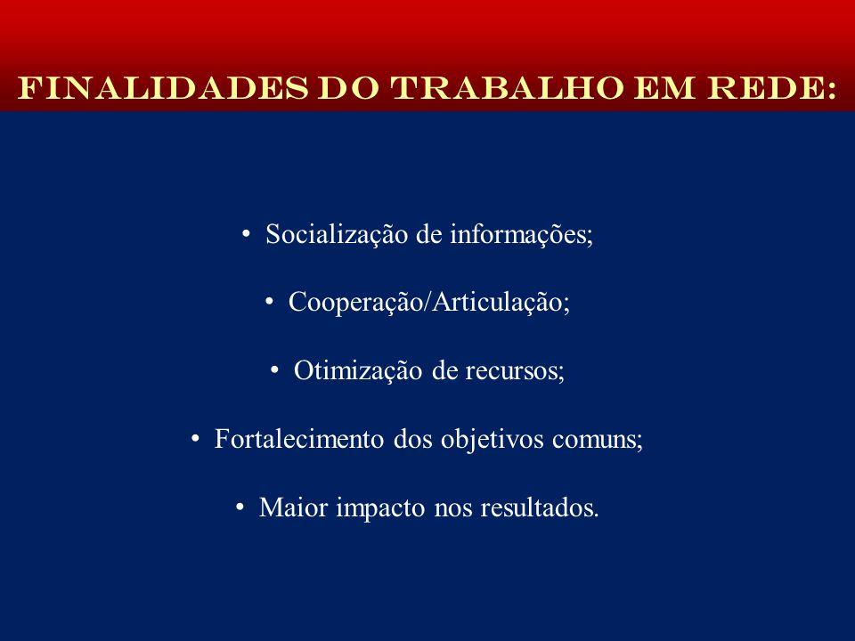 O ENFRENTAMENTO DAS VIOLÊNCIAS EXIGE ESFORÇO CONJUNTO, AGREGAÇÃO E FORTE MOBILIZAÇÃO DOS ATORES ENVOLVIDOS 1.