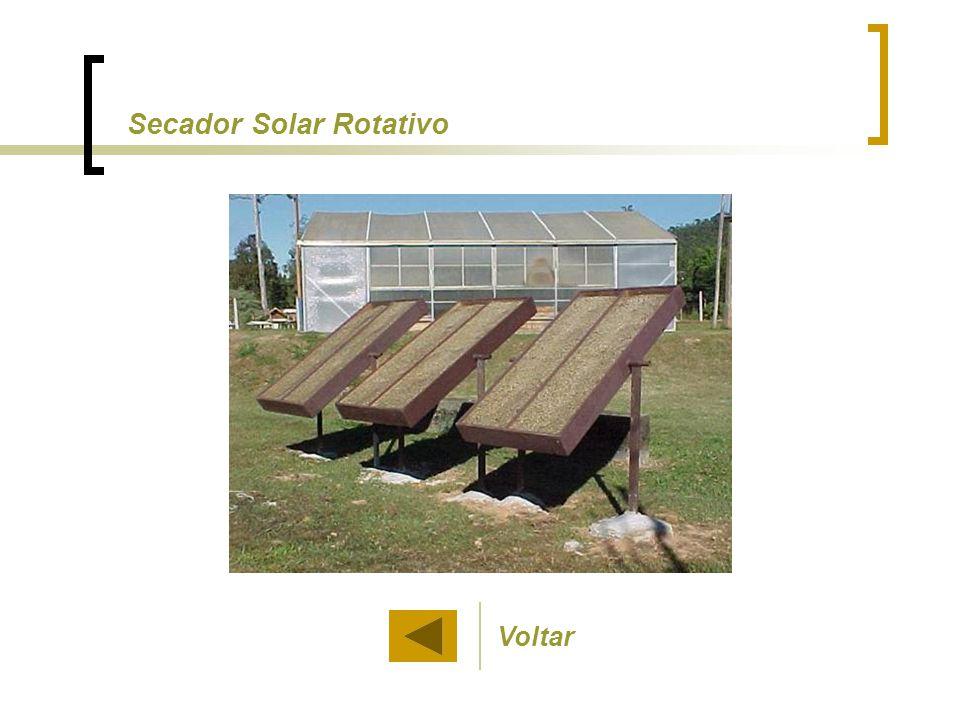 Voltar Secador Solar Rotativo