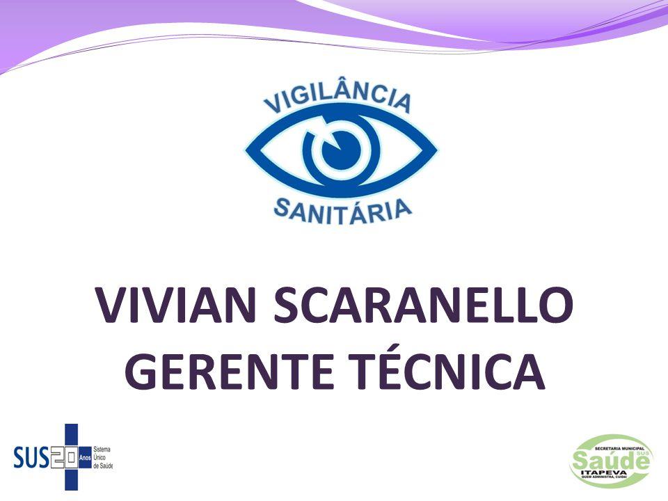 VIVIAN SCARANELLO GERENTE TÉCNICA 10