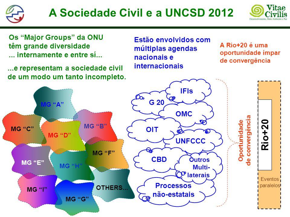 POSIÇÃO OFICIAL DO GOV BRASILIEIRO – 2/2 (entregue à Sec da Rio+20 em 01/11/2011) •P8.