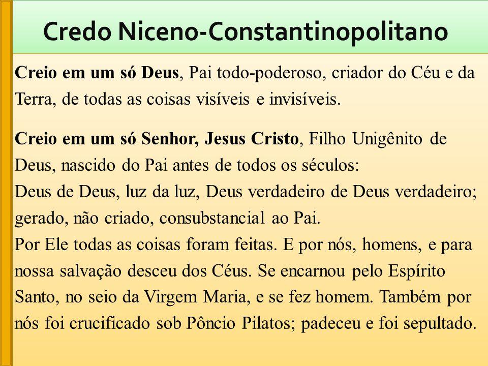 vida sacramental integral e ministério ordenado na sucessão apostólica.