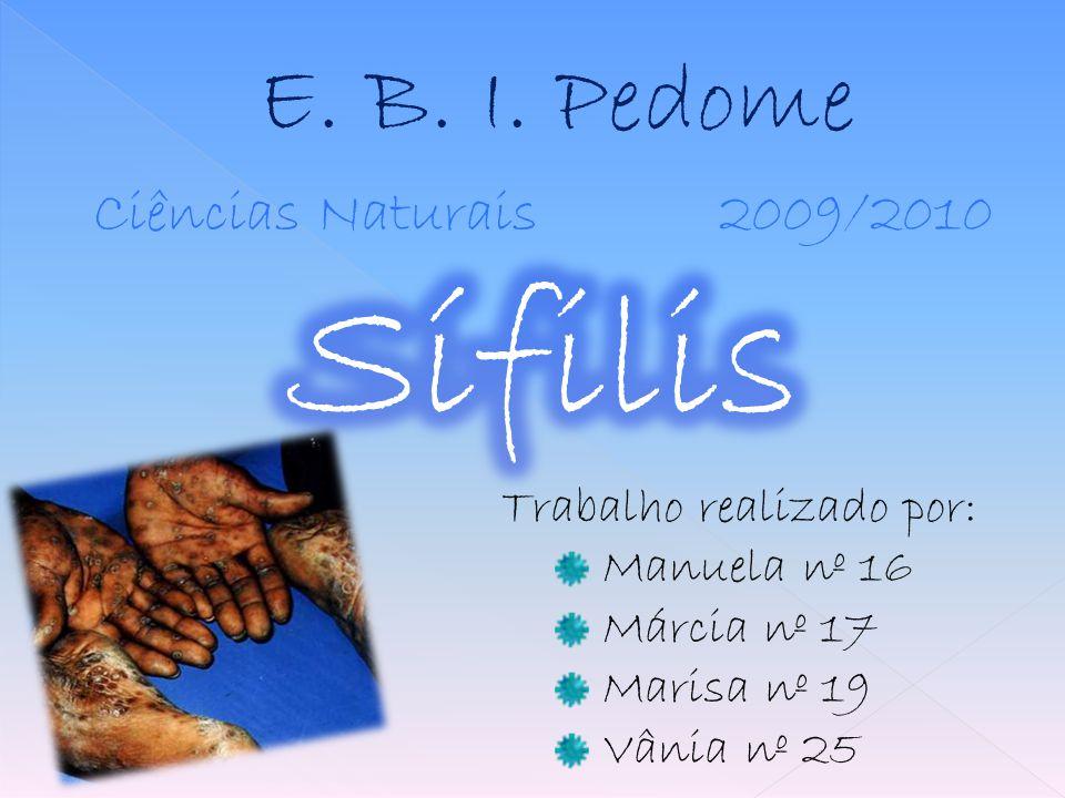 E. B. I. Pedome Trabalho realizado por: Manuela nº 16 Márcia nº 17 Marisa nº 19 Vânia nº 25