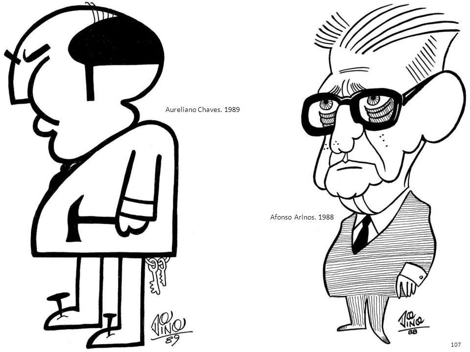 Aureliano Chaves. 1989 Afonso Arinos. 1988 107