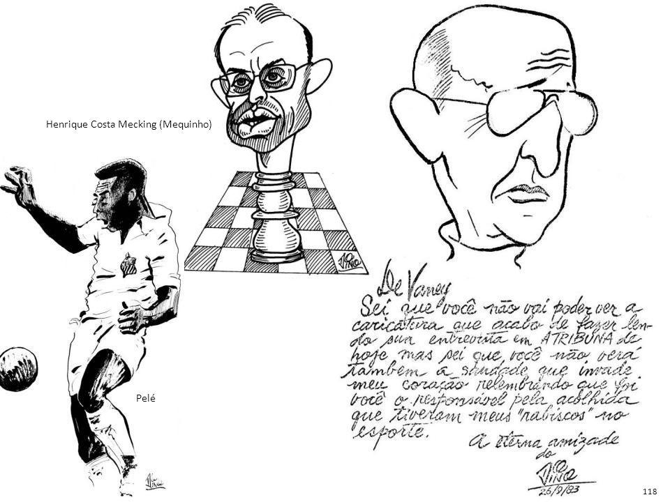 Henrique Costa Mecking (Mequinho) Pelé 118