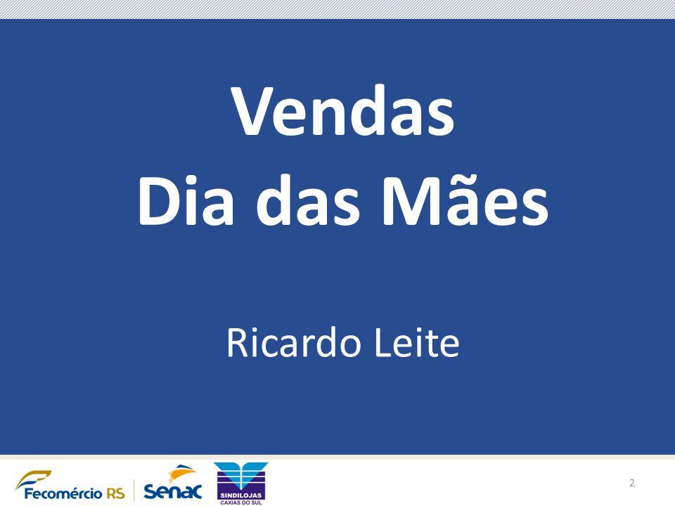 Vendas Dia das Mães Ricardo Leite 2