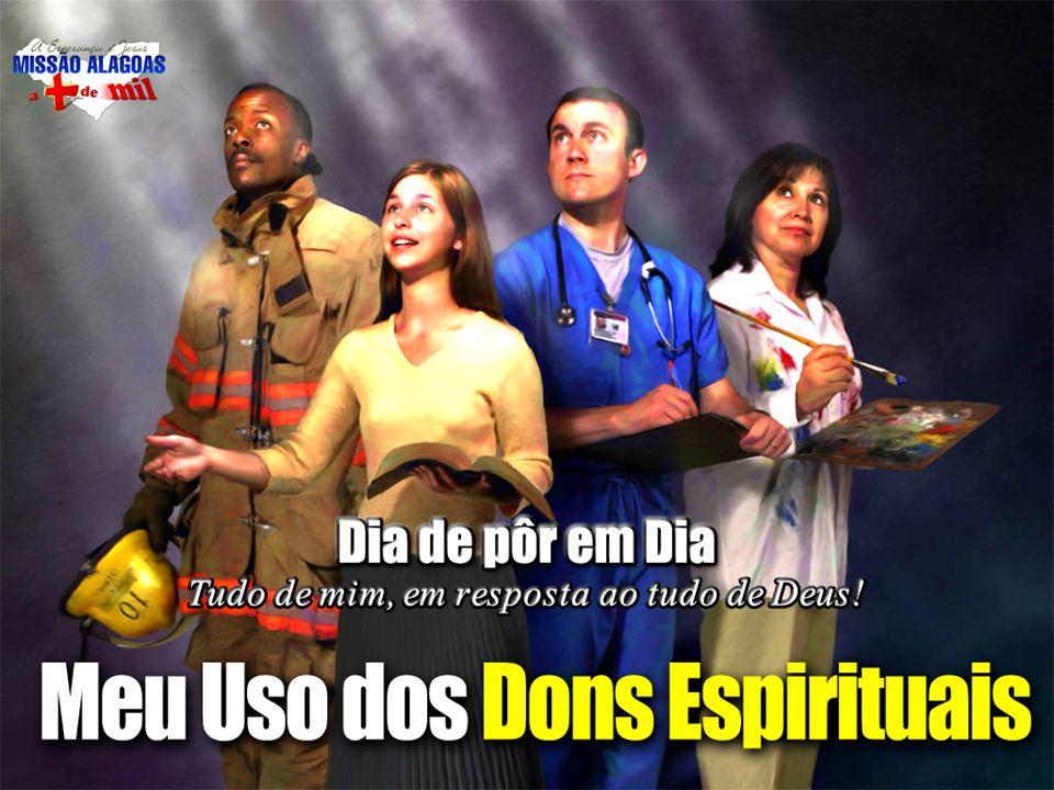 Quem recebe os Dons Espirituais.