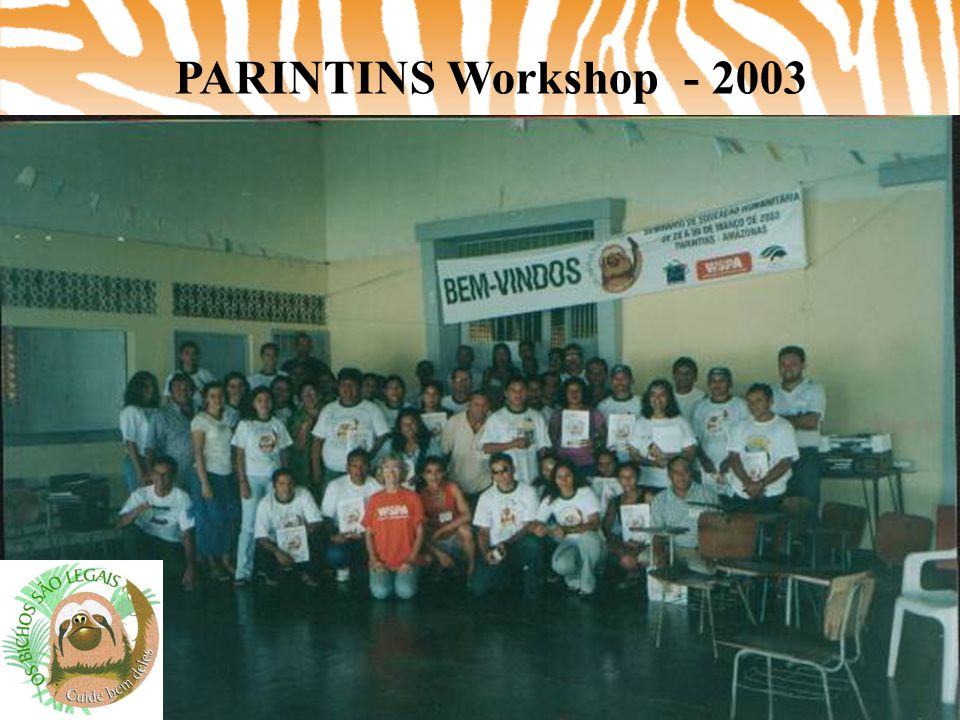 PARINTINS Workshop - 2003