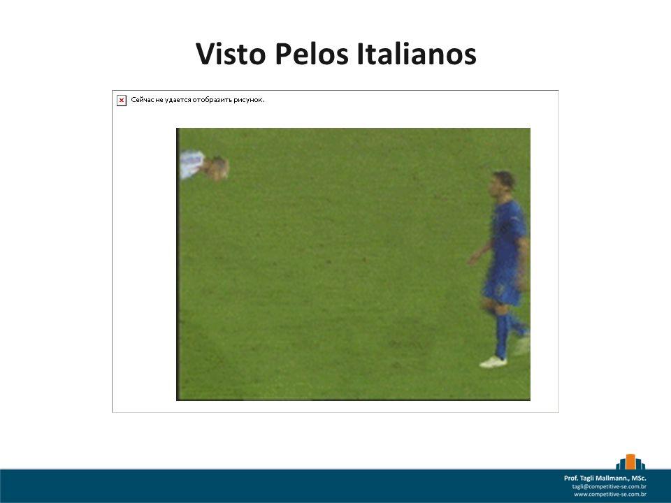 Visto Pelos Italianos
