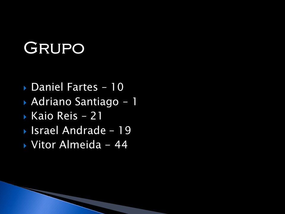 Grupo  Daniel Fartes – 10  Adriano Santiago – 1  Kaio Reis – 21  Israel Andrade – 19  Vitor Almeida - 44