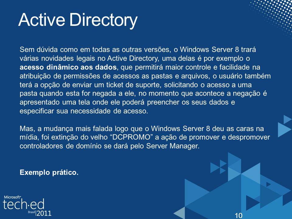 Active Directory 10