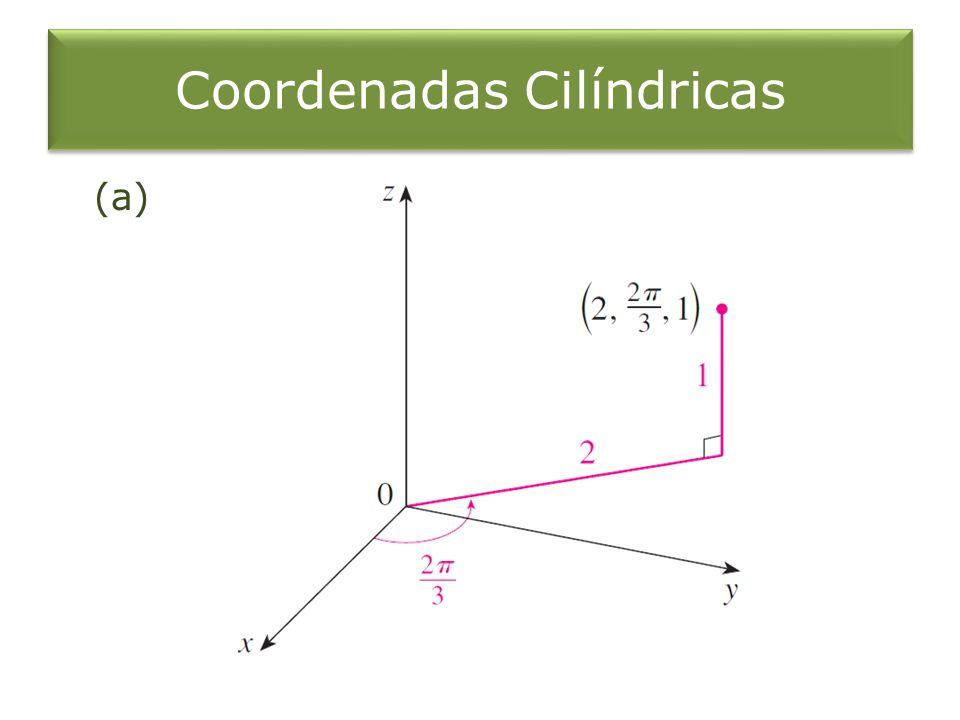 Coordenadas Cilíndricas (a)