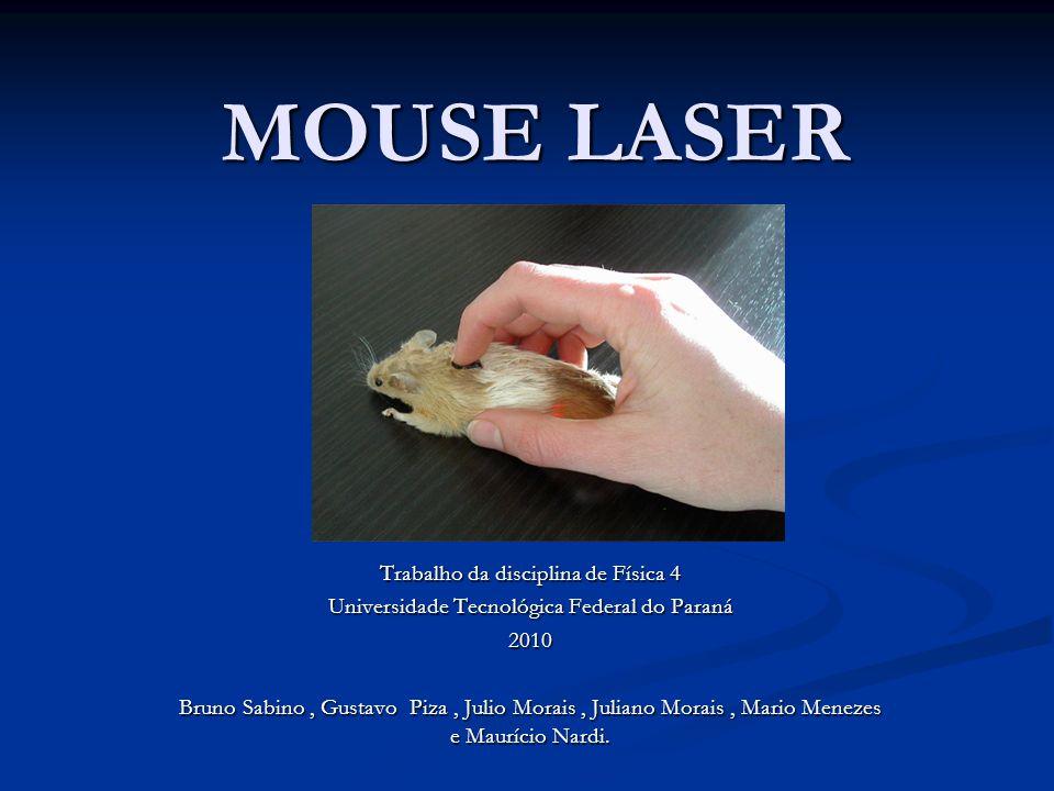 INTRODUÇÃO  Linha do tempo  1960 : Invenção (Mouse mecânico);  1984 : Apple Macintosh (popularização);  1999 : Consolidação do Mouse Óptico;  2004 : Industrialização do Mouse LASER.