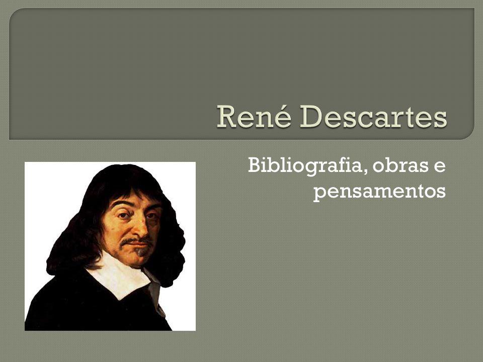 Bibliografia, obras e pensamentos