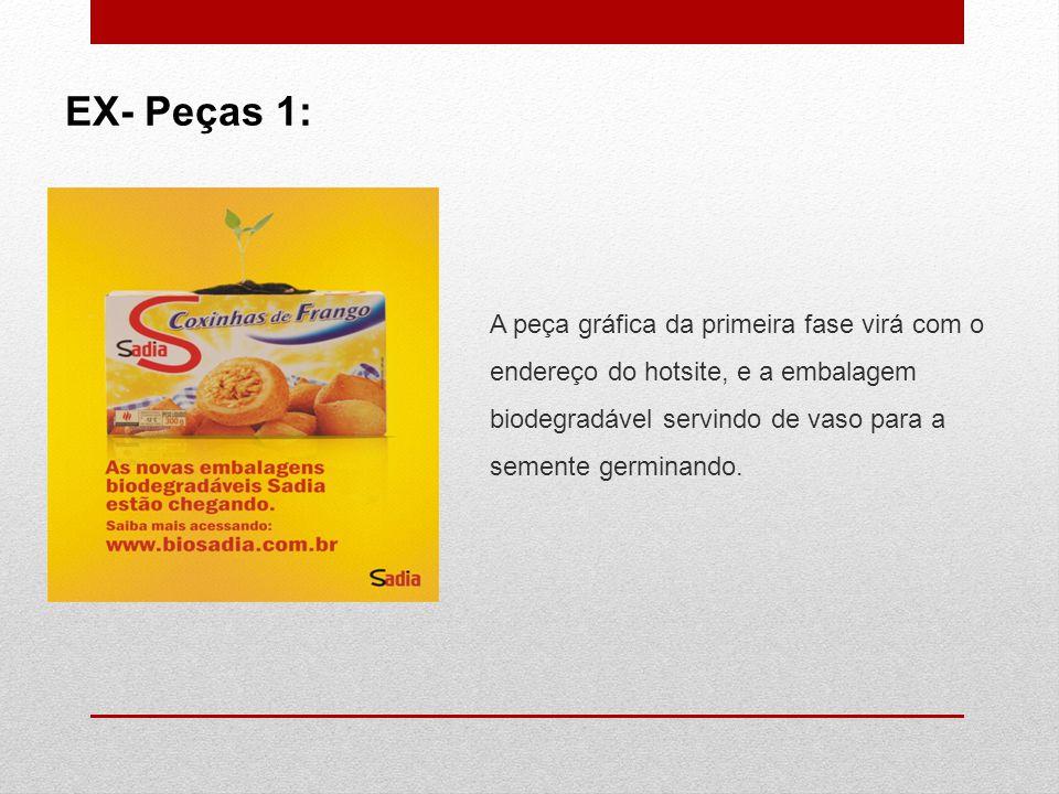 EX- Peça 2: Aqui um banner, explicando as vantagens de embalagens biodegradáveis e sua importância.