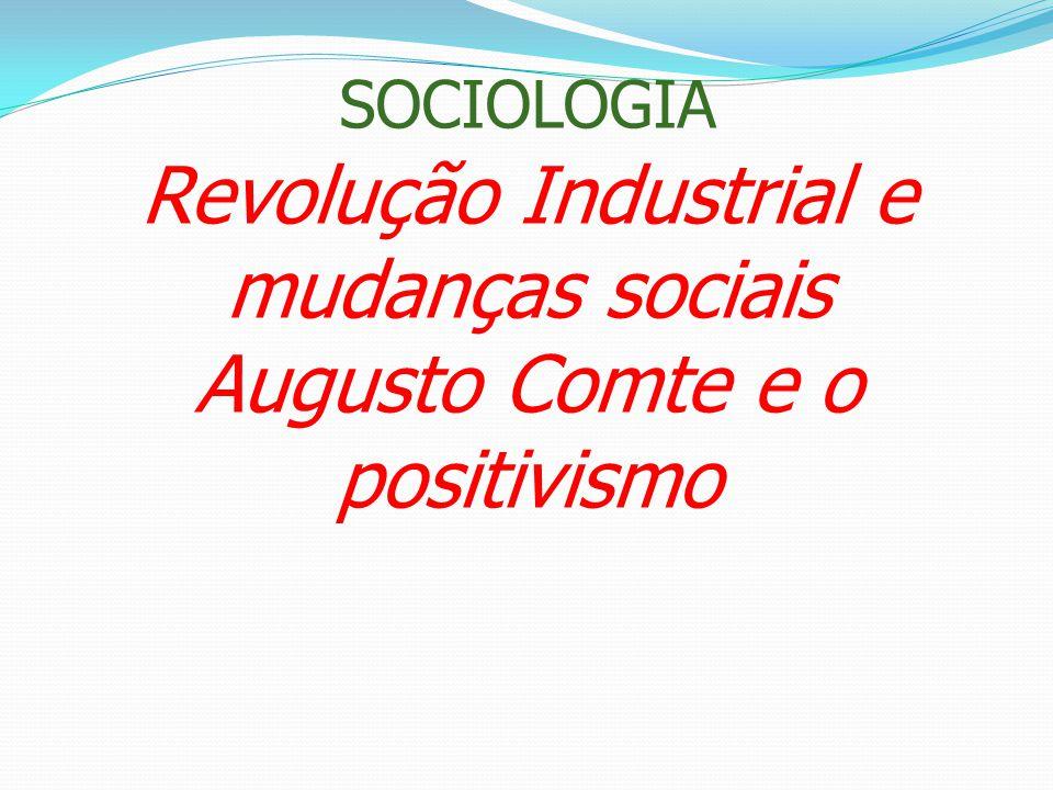  A sociologia não toma por objeto de observação, o indivíduo.