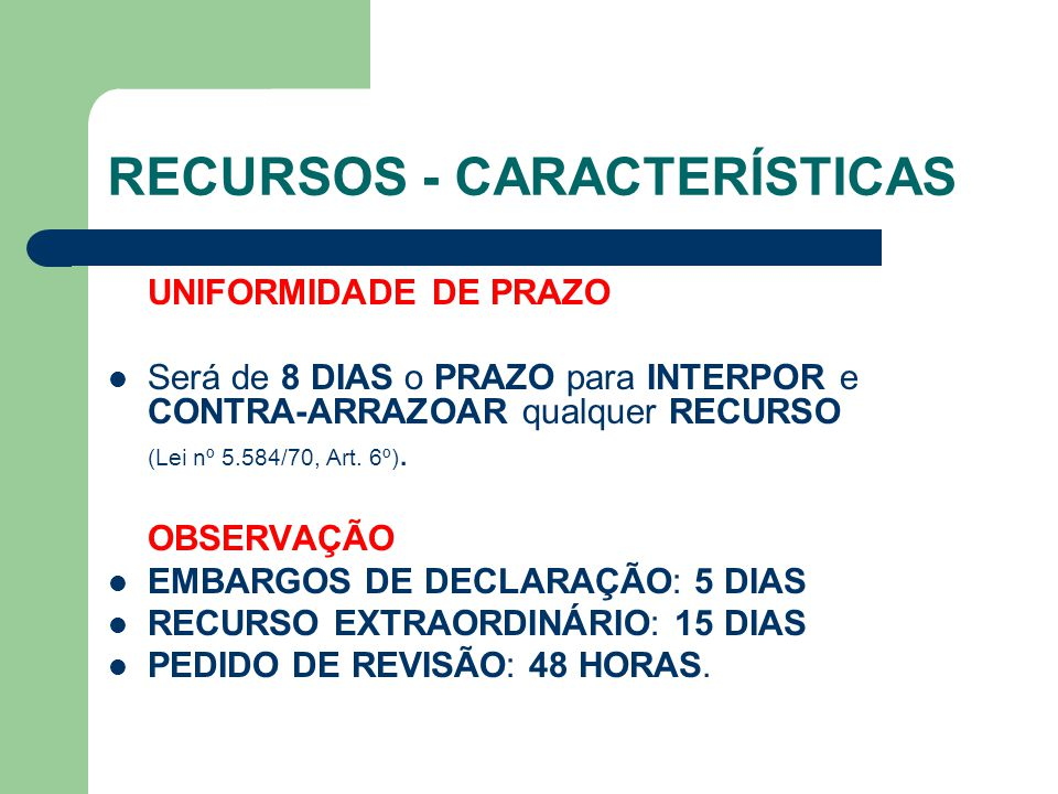 AGRAVO DE INSTRUMENTO  Cabe AGRAVO, no prazo de 8 DIAS (Art.