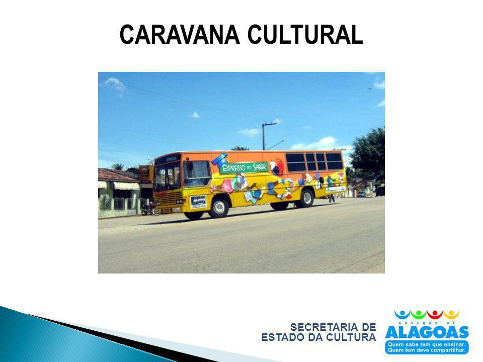 SECRETARIA DE ESTADO DA CULTURA CARAVANA CULTURAL