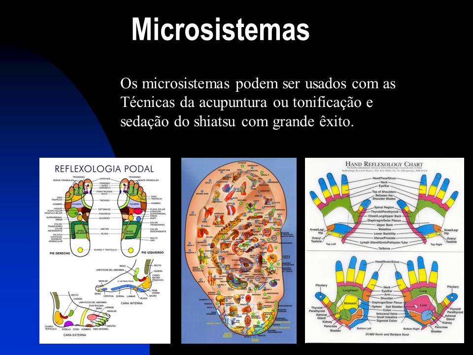 Efeitos da Acupuntura  Obesidade simples devido ao processo de regulação neuroendócrina da acupuntura  Reajustando o centro de alimentação do hipotá