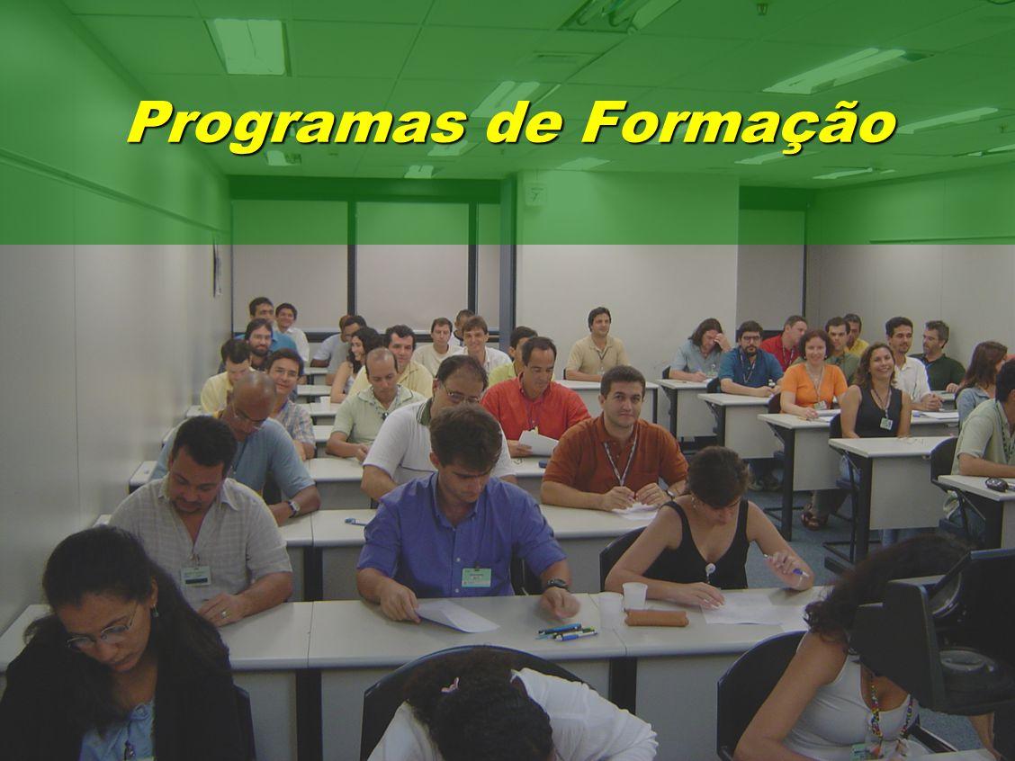 Programas de Formação