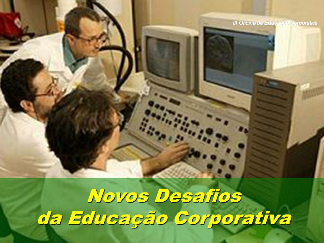 Novos Desafios da Educação Corporativa