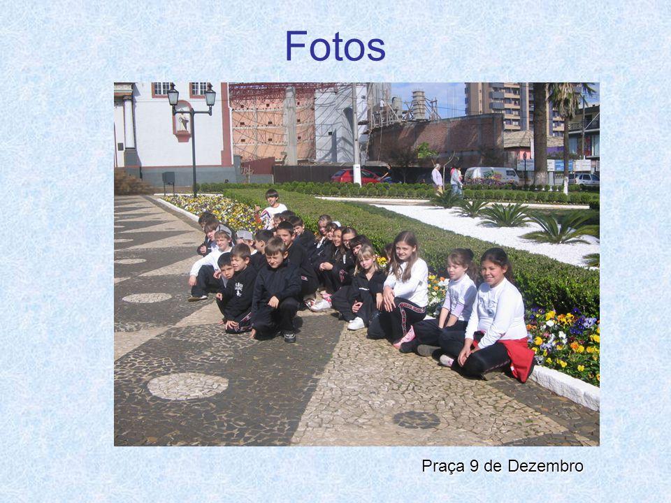 Fotos Praça 9 de Dezembro