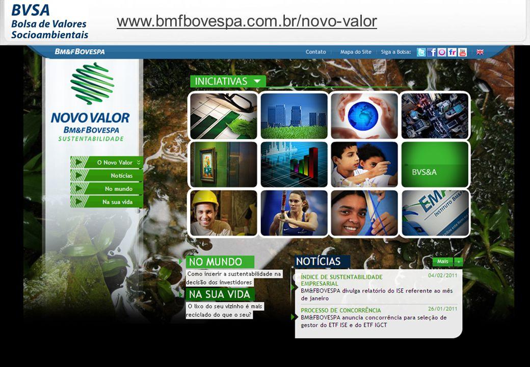 www.bmfbovespa.com.br/novo-valor